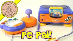 vtech vsmile electronic tv learning system pc pal island game