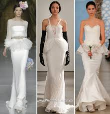 wedding dress trends spring 2014 weddingelation