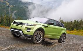 lime green range rover motor trend u0027s 2012 suv of the year land rover range rover evoque