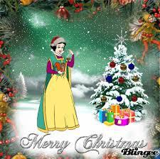 snow white christmas learntoride