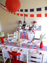 home interior party interior design france themed party decorations home design