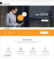 17 hosting html5 themes u0026 templates free u0026 premium templates