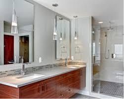 bathroom backsplash designs vanity backsplash houzz