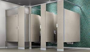bathroom partition ideas bathroom stalls 9 splendid design ideas solid plastic polymer