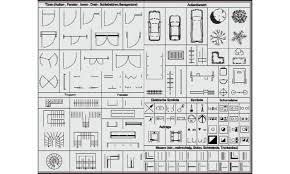 architektur cad cad symbole architektur serie preise und anbieter betobia