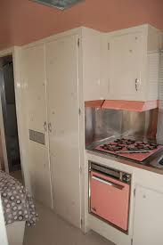 Pink Kitchen Cabinets by 316 Best Pink Kitchens Images On Pinterest Pink Kitchens Retro
