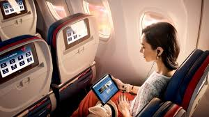 travel tip which airlines offer free in flight wifi u2013 the luxury