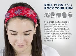 headbands for multifunctional headbands for runner s for a run