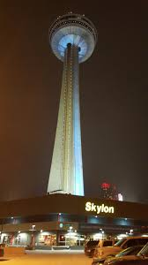 Skylon Tower Revolving Dining Room Niagara Falls Skylon Tower Revolving Dining Room Youtube