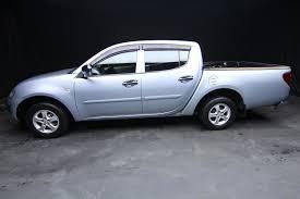 mitsubishi triton 2009 2012 mitsubishi triton 2 5 gl m t second hand cars in chiang mai