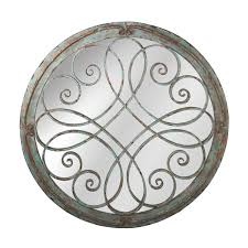 cbk 122214 scroll wall mirror hope home furnishings and flooring