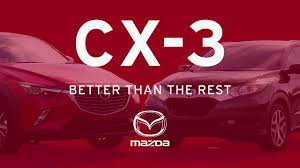 mazda canada suv 2017 cx 3 performance car and driver review mazda canada youtube