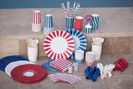 4th Of July Party Decorations 4th Of July Party Supplies The Tomkat Studio Blog