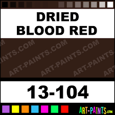 dried blood red freakflex airbrush spray paints 13 104 dried