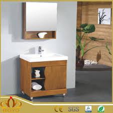 Wooden Bathroom Furniture Curved Bathroom Vanity Curved Bathroom Vanity Suppliers And
