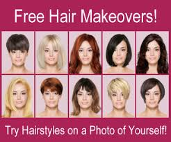 see yourself in different hair color long to short hair makeovers hair hairstyles news