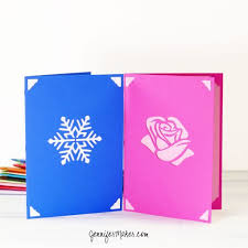 paper greeting cards diy greeting card set fast easy layers maker