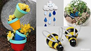 21 summer crafts for when it u0027s just too to play outside