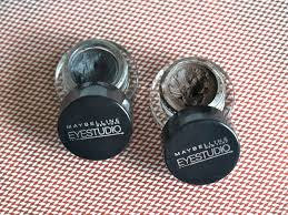 Maybelline Gel Eyeliner Review maybelline eye studio lasting drama gel eyeliner in charcoal and