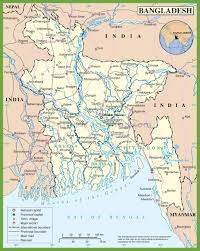 India Map With Cities by Bangladesh Maps Maps Of Bangladesh