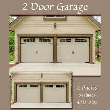 garage doors surprising one piecerage door hardware images