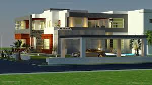 designer bungalow exterior modern house european plans home design