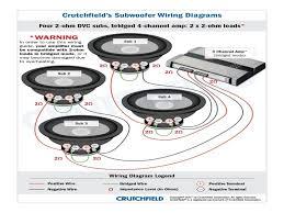 crutchfield sub amp wiring diagrams crutchfield wiring diagrams