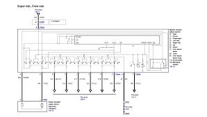 2004 f150 door wiring diagram wiring diagrams