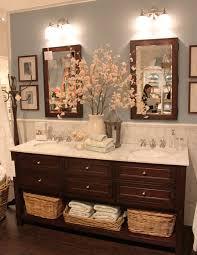 expert advice on styling your bathroom pottery barn bathroom