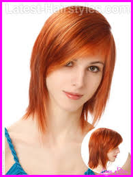 layered haircut for tween girl tween hairstyles with side bangs layered haircut for medium