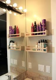 Bathroom Cabinet Shelf by 25 Bathroom Space Savers To Buy Or Diy Brit Co