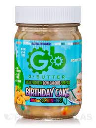 butter birthday cake sprinkles 12 6 oz 352 grams