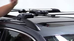 Jetta Roof Rack by Review Of The Rockymounts Tierod Stretch Roof Bike Rack On A 2011