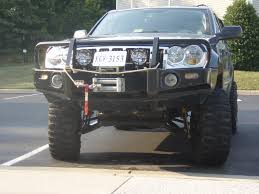 silver jeep grand cherokee 2007 2006 grand cherokee 4 inch lift old man emu 1 5 inch hd springs