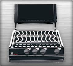 Rv Cooktop High Output Cooktops Atwood Mobile