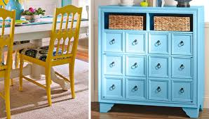 paint wood furniture