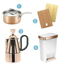 Copper Accessories For Kitchen 12 New Kitchen Trends 2018 Latest Kitchen Appliance And Color Trends
