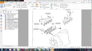 mitsubishi engine 4d56 1991 1993 workshop manual dhtauto com