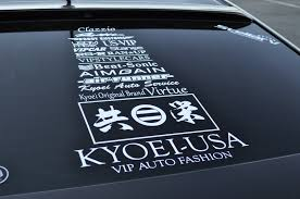 lexus is300 windshield body kit kyoei usa