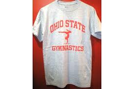 ohio state alumni hat state gymnastics t shirt