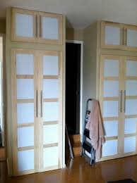 Make Closet Doors Ideas How To Make Closet Doors Interesting Shoji Style