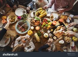 thanksgiving holiday images people celebrating thanksgiving holiday tradition concept stock