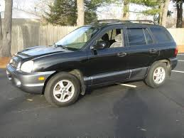 2002 hyundai santa fe v6 2002 hyundai santa fe v6 2 7l dohc all wheel drive