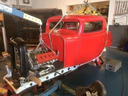 ferrari powered turbocharged u002732 ford hotrod hotline