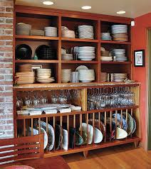 Display Dishes In China Cabinet Inside Chefs U0027 Kitchens Fine Homebuilding