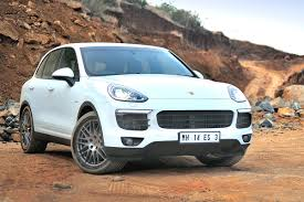 price of porsche suv in india porsche cayenne facelift india review test drive autocar india