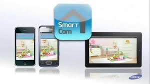 samsung smart home wi fi camera baby monitor snh 1010n how to