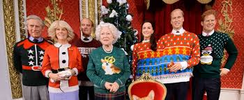 sweater for family the royal family dons sweaters in the name of charity