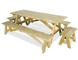 Rectangular Patio Tables Vermont Picnic Tables Patio Tables U0026 Benches Order At