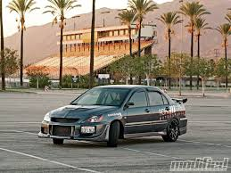modified mitsubishi 2005 mitsubishi lancer es daniel sanchez modified magazine